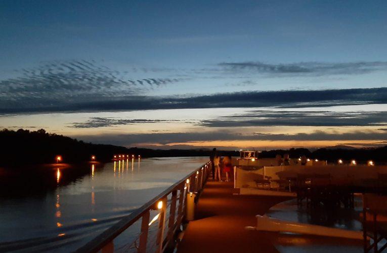 Říční plavba po Dunaji